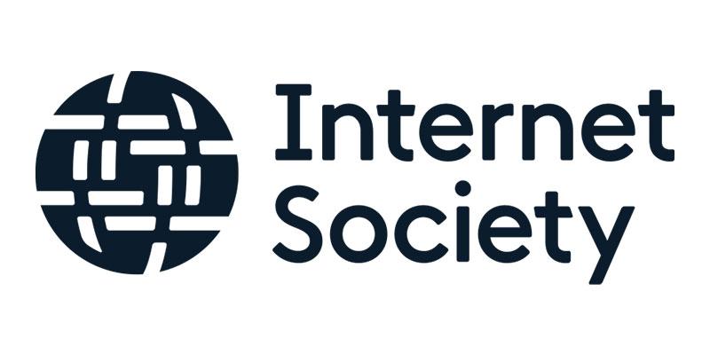 The Internet Society Logo